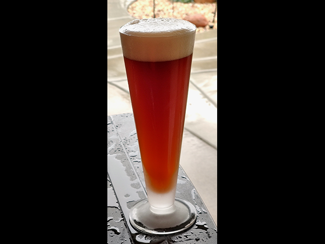 The Pusher Pumpkin Ale